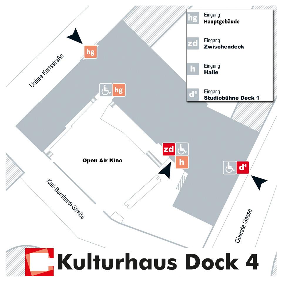 mapa DOCK4
