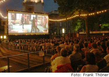 Open Air Kino Kassel Programm